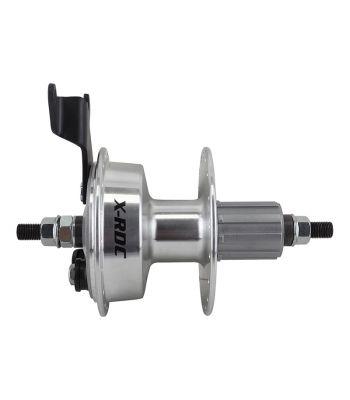 HUB RR S/A XRDC DRUM 8/9sCAS ALY 36H SL70mm 185mm/135mmOLD