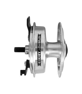 HUB FT S/A XLSD DRUM ALY RH 36H 90mm SOLID AXLE