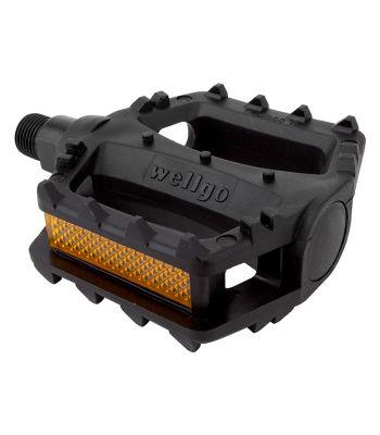 PEDALS SUNLT JUVENILE BMX PLASTIC 9/16BK