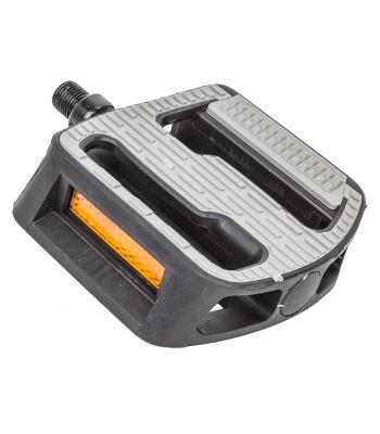 PEDALS SUNLT CRUSER BAREFOOT MX 1/2 BK