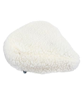 SEAT COVER SUNLT FURRY CRUISER WH