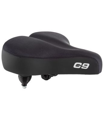SADDLE C9 CRUISER-CISER LYCRA BK