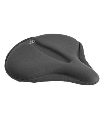 SEAT COVER C9 MEMORY FOAM CRUISER XL BK