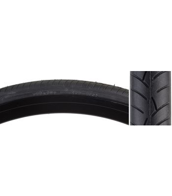 TIRES VEE SMOOTH 700x28 BK