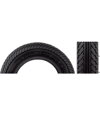 TIRES SUNLT SCOOTER 8-1/2x2 BK/BK K912