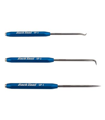 TOOL PICK PARK UP-SET 3pc STRAIGHT/HOOK/90d
