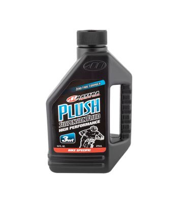 SHOCK OIL MAXIMA PLUSH SUSPENSION FLUID 3wt 16oz
