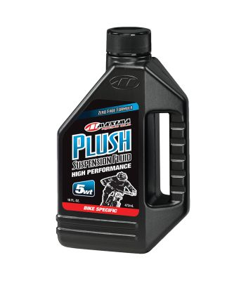 SHOCK OIL MAXIMA PLUSH SUSPENSION FLUID 5wt 16oz