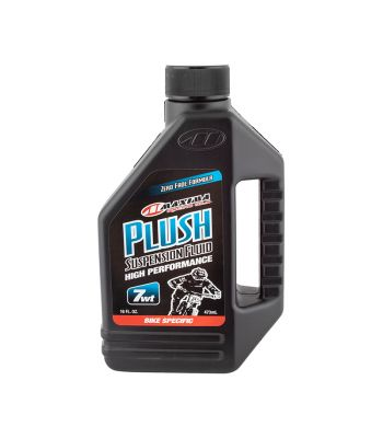 SHOCK OIL MAXIMA PLUSH SUSPENSION FLUID 7wt 16oz