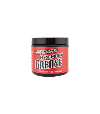 LUBE MAXIMA ASSEMBLY GREASE 16oz TUB