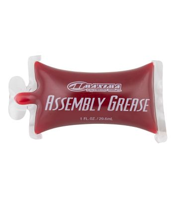 LUBE MAXIMA ASSEMBLY GREASE 1oz PILLOW PACK