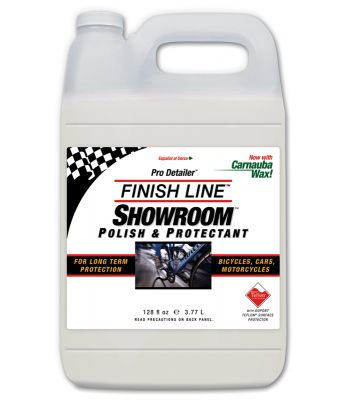 CLEANER F-L POLISH 1GAL SHOWROOM 4/cs