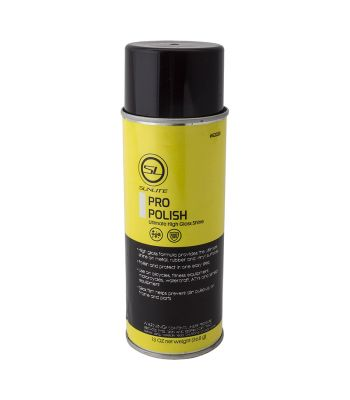 LUBE SUNLT POLISH 13oz AEROSOL