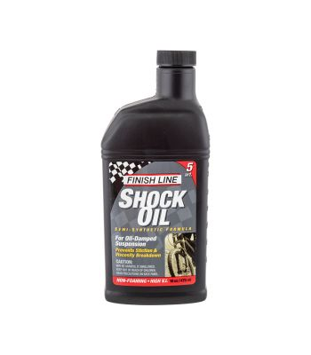 SHOCK OIL F-L 5wt 16oz