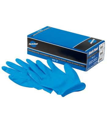 GLOVES PARK NITRILE MG-2 MED BXof100