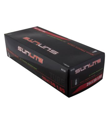 TUBES SUNLT THORN RES 26x1.50-1.95 PV32/THRD/RC FFW42mm