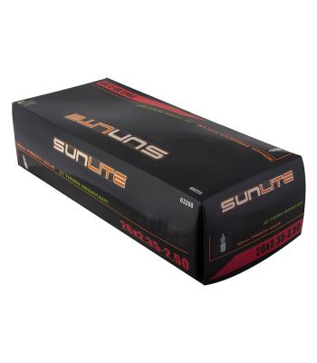 TUBES SUNLT THORN RES 26x2.35-2.50 PV32/THRD/RC FFW54mm