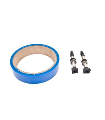 TUBELESS KIT VELOCITY 21mm 39mmPV 2WHL