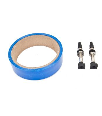 TUBELESS KIT VELOCITY 24mm 39mmPV 2WHL