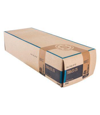TUBES SUNLT THORN RES 700x23-25 PV48/THRD/RC FFW24mm