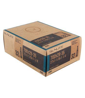TUBES SUNLT 700x28-35 PV32/THRD/RC (27x1-1/8x1-1/4 FFW30mm