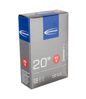 TUBES SCHWALBE 20 406x28/40 PV 40mm