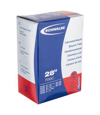 TUBES SCHWALBE 28 622/630x28/32 PV 40mm