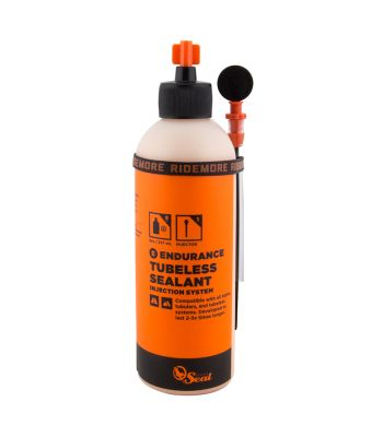 TIRE SEALER ORANGE SEAL ENDURANCE 8oz w/TWISTLOCK