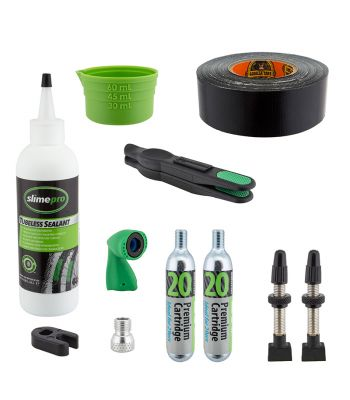 TUBELESS KIT SLIME READY KIT MTB