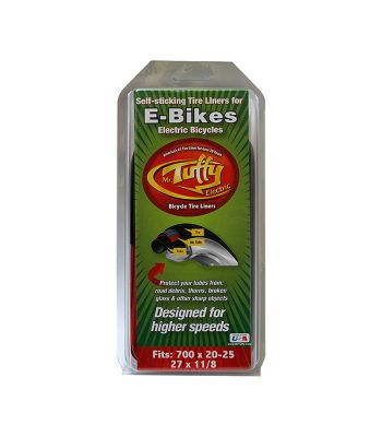 TUBE PROTECTOR MR TUFFY E-BIKE 700x20-25RED-E