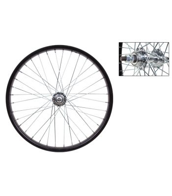 WHL RR 20x1.75 SF FREEWHEEL BLACK