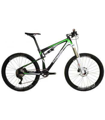 Stradalli Trail Carbon Fiber Dual Suspension All Mountain Bike 27.5