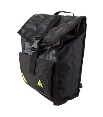 BAG GREENGURU BACKPACK COMMUTER ROLL TOP BK