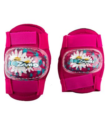 PAD SET KIDZAMO ELBOW/KNEE DAISY
