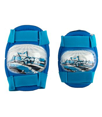 PAD SET KIDZAMO ELBOW/KNEE STARS
