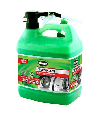TIRE SEALER SLIME 1 GALLON w/PUMP