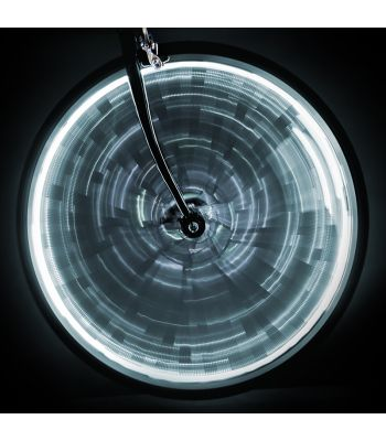 LIGHT SUNLT WHEEL GLOW f/ONE-WHEEL WH