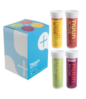 FOOD NUUN ELECTROLYTE ACTIVE MIXED 4PK LL/CF/OG/TB BXof4