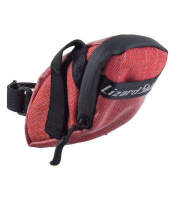 BAG LIZARD SADDLE MICRO CACHE CRIMSON-RD