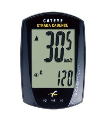 COMPUTER CATEYE CC-RD200 STRADA CADENCE WIRED BK RR WHL MOUNT