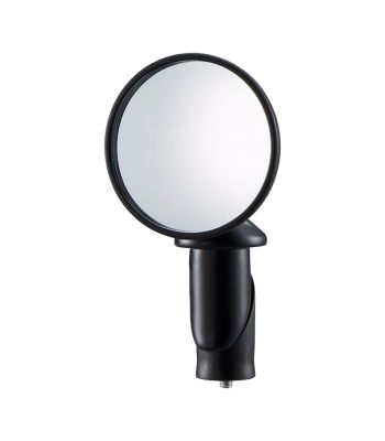 MIRROR CATEYE BAR END BM-45 ROAD BK