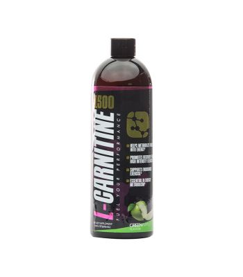 FOOD AMINORIP L-CARNITINE 1500 16oz GREEN APPLE