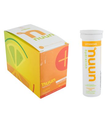 FOOD NUUN ELECTROLYTE VITAMINS TANG/LIME BXof8