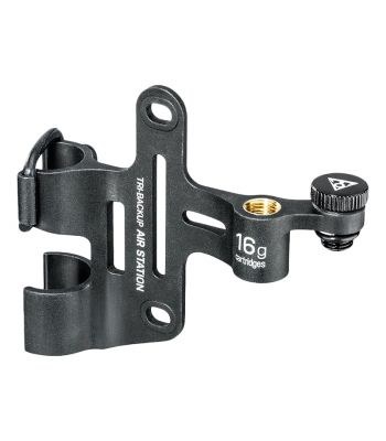 BOTTLE CAGE TOPEAK TRI-BACKUP AIRSTATION f/SEAT MOUNT