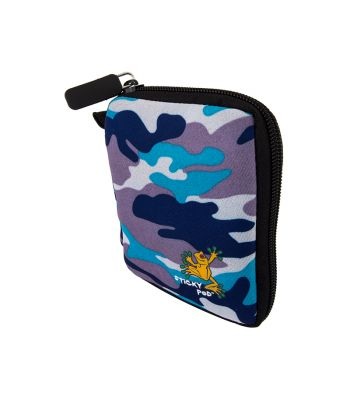 BAG MILES WIDE STICKY POD MINI BLUE-CAMO