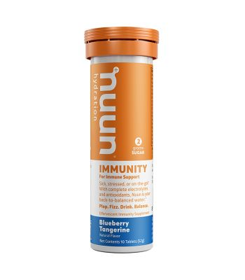 FOOD NUUN IMMUNITY BLUEBERRY TANGERINE BX OF 8