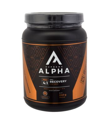 FOOD SUPREME ALPHA PRO RECOVERY 4to1 MENS 840g CHOCOLATE