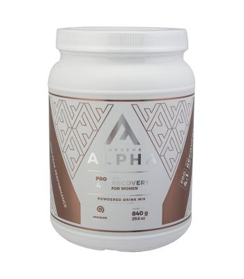 FOOD SUPREME ALPHA PRO RECOVERY 4to1 WOMENS 840g CHOCOLATE