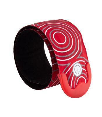 CLOTHING LEG BAND NITEIZE SLAPLIT RECHARGEABLE LED SLAP WRAP RD w/RD-LED
