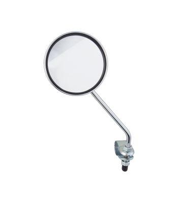 MIRROR SUNLT ROUND 3in CP w/RD REFLECTOR